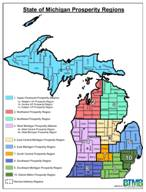 Michigan Prosperity Regions